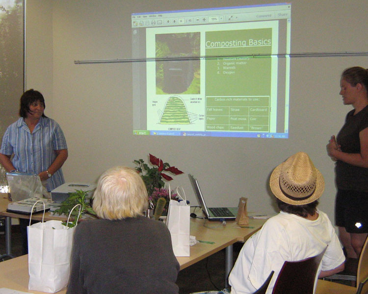 Container Gardening Workshops
