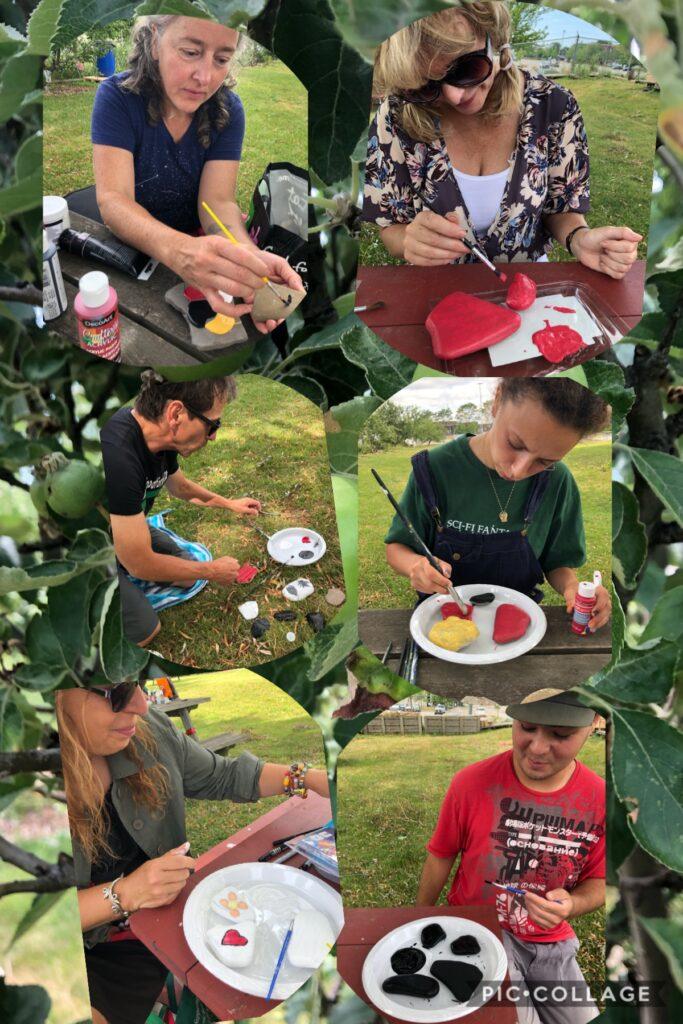 community urban gardening